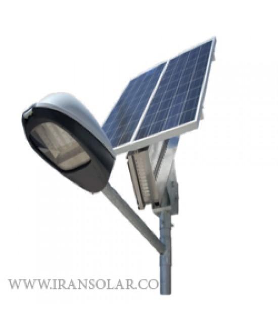 پایه چراغ خیابانی خورشیدی 60 وات
