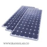 پنل خورشیدی مونوکریستال 320 وات مارک یینگلی (yingli) و سانتک (suntech)