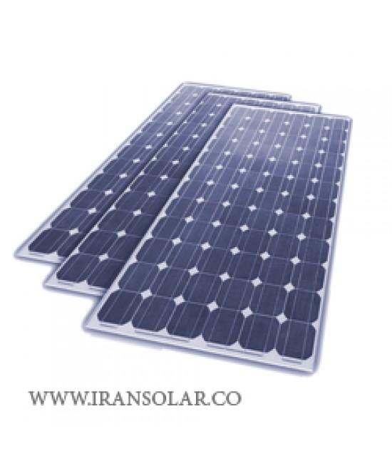 پنل خورشیدی پلی کریستال 200 وات مارک سانتک SUNTECH