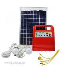 پکیج خورشیدی قابل حمل 3 وات