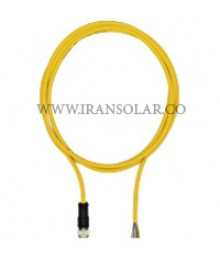 رله پیلز مدل PSEN op cable axial M12 8-p. shield. 3m کد 630313