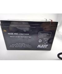 باتری خورشیدی Haze HC1272S(12V 7.2AH)