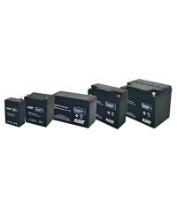 باتری خورشیدی Haze HC121000S(12V 100AH)