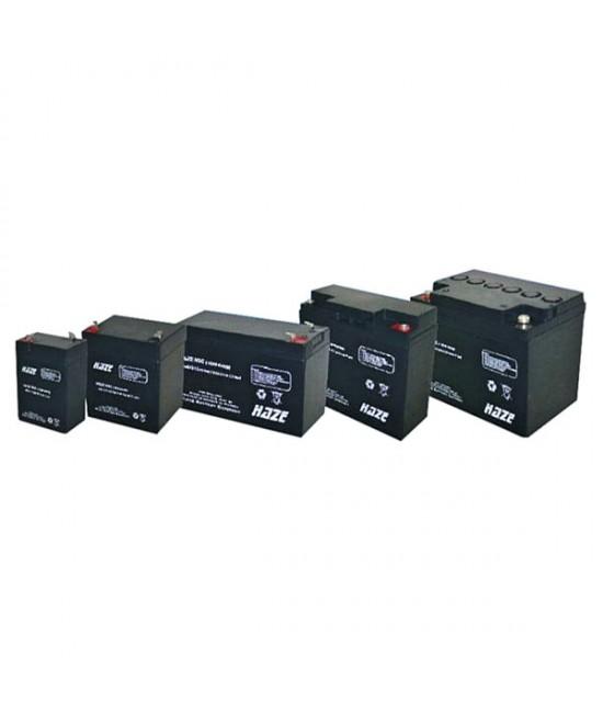 باتری خورشیدی Haze HC121200S(12V 120AH)