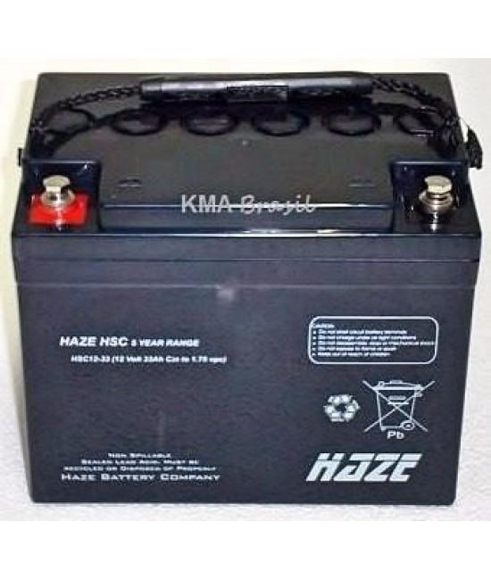باتری خورشیدی Haze HC12420S(12V 42AH)