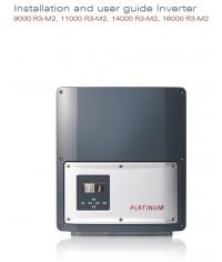 Inverter Platinum 9000 R3-M2 اینورتر سینوسی متصل به شبکه پلاتینیوم سری R3-M2
