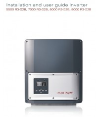 Inverter Platinum 7000 R3-S2 اینورتر سینوسی متصل به شبکه پلاتینیوم سری R3-S2
