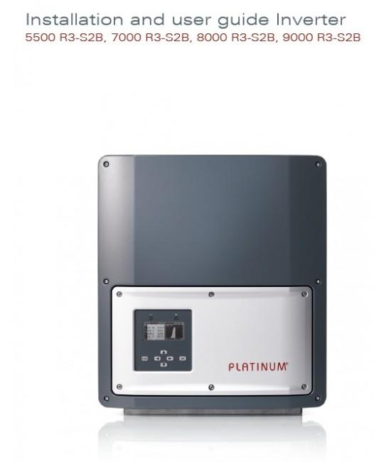 Inverter Platinum 5500 R3-S2 اینورتر سینوسی متصل به شبکه پلاتینیوم سری R3-S2