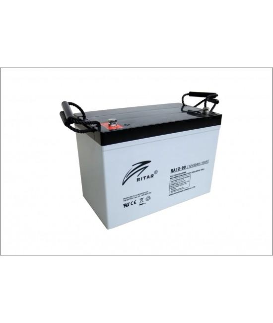 باتری خورشیدی Ritar RA12-100(12V 100A)