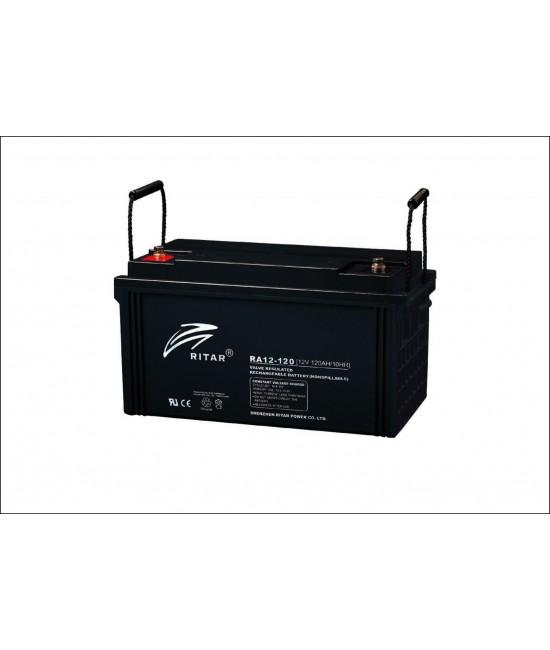 باتری خورشیدی Ritar RA12-120(12V 120A)