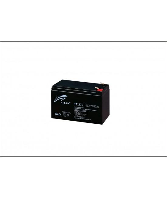 باتری خورشیدی Ritar RT1272(12V 7.2A)