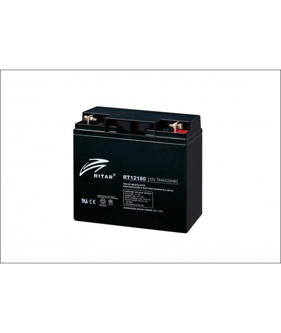 باتری خورشیدی Ritar RT12180(12V 18A)
